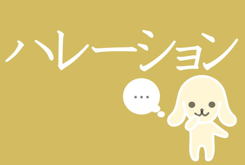 ハレーション